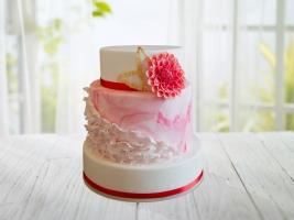 Dahlie Cake